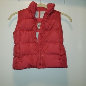 Lands End Kids Puffy Vest